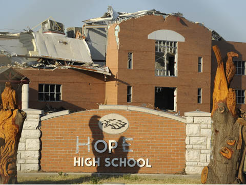 Joplin schools set to reopen following tornado