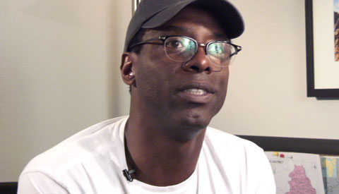Perspectives: Actor Isaiah Washington on his foundation