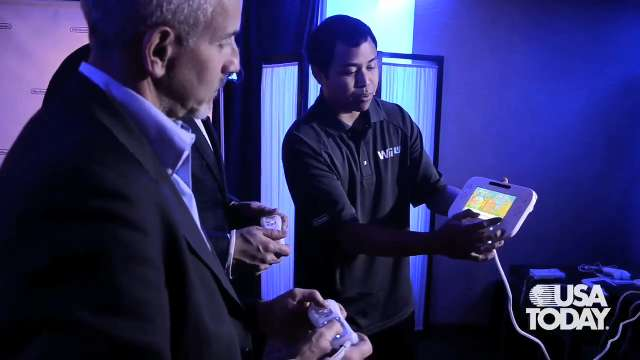 Talking Tech: Hands on with the new Nintendo Wii U