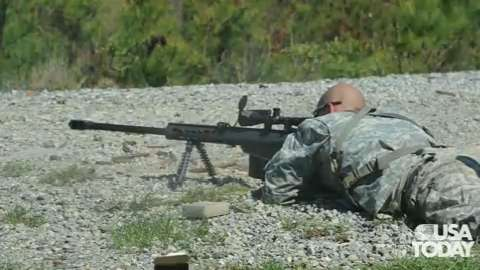 Snipers are the deadliest assets on the battlefield