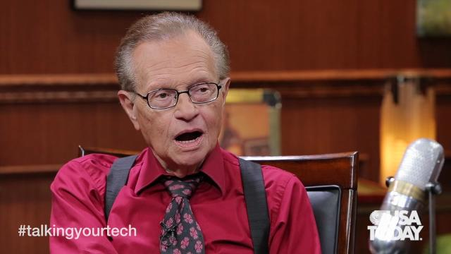 Talking Your Tech | Larry King