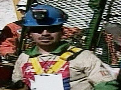 First six miners freed in Chile