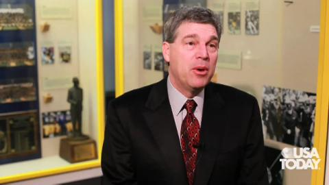 Dave Brandon CEO transitioning to Athletic Directo...