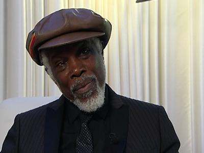 Billy Ocean shows off his 'best' side
