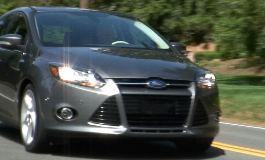 Test Drive: 2012 Ford Focus