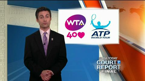 Tennis Channel Court Report 03.24.13