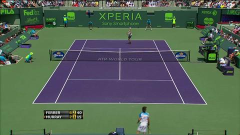 Tennis Channel Court Report 03.31.13