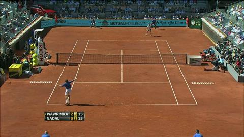 Tennis Channel Court Report 05.12.13