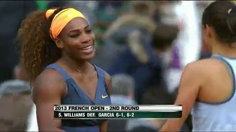 French Open Day 4