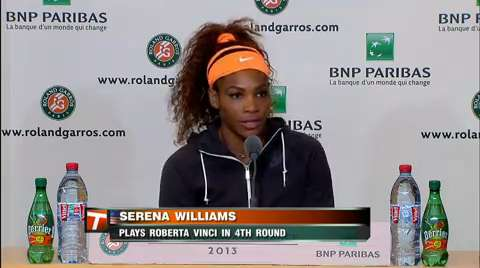 French Open Day 6: Tennis Channel Court Report