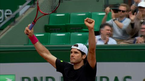 French Open Day 9