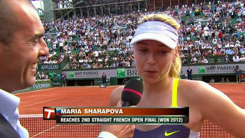 French Open Day 12: Tennis Channel Court Report