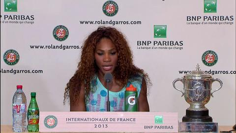 French Open Day 14: Tennis Channel Court Report