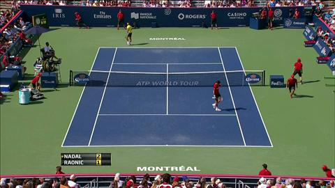 Tennis Channel Court Report 08.11.13