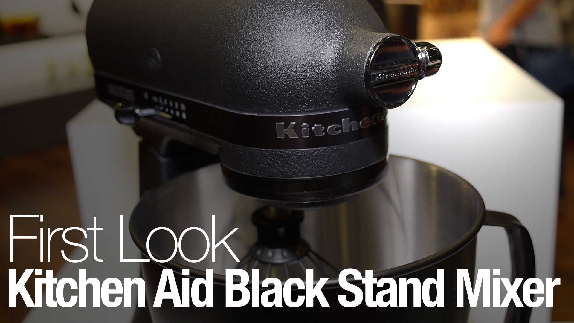 Video Kitchenaid 39 S Limited Edition Stand Mixer Is