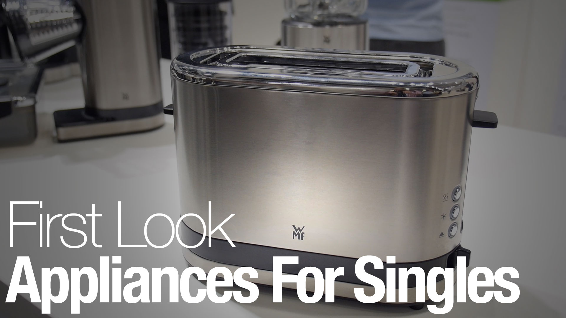 This One-Slice Toaster Is Perfect For People Who Live Alone