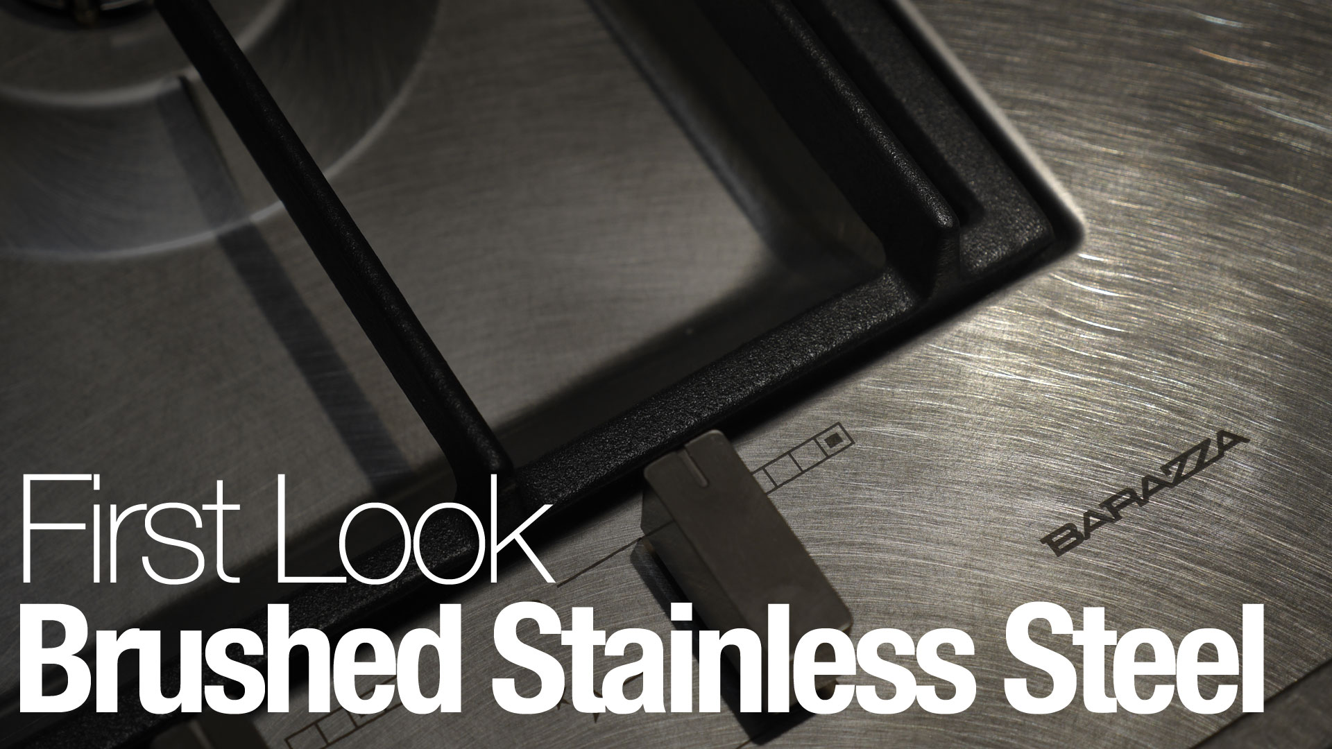 Video Brushed Stainless Appliances Could Be Making A