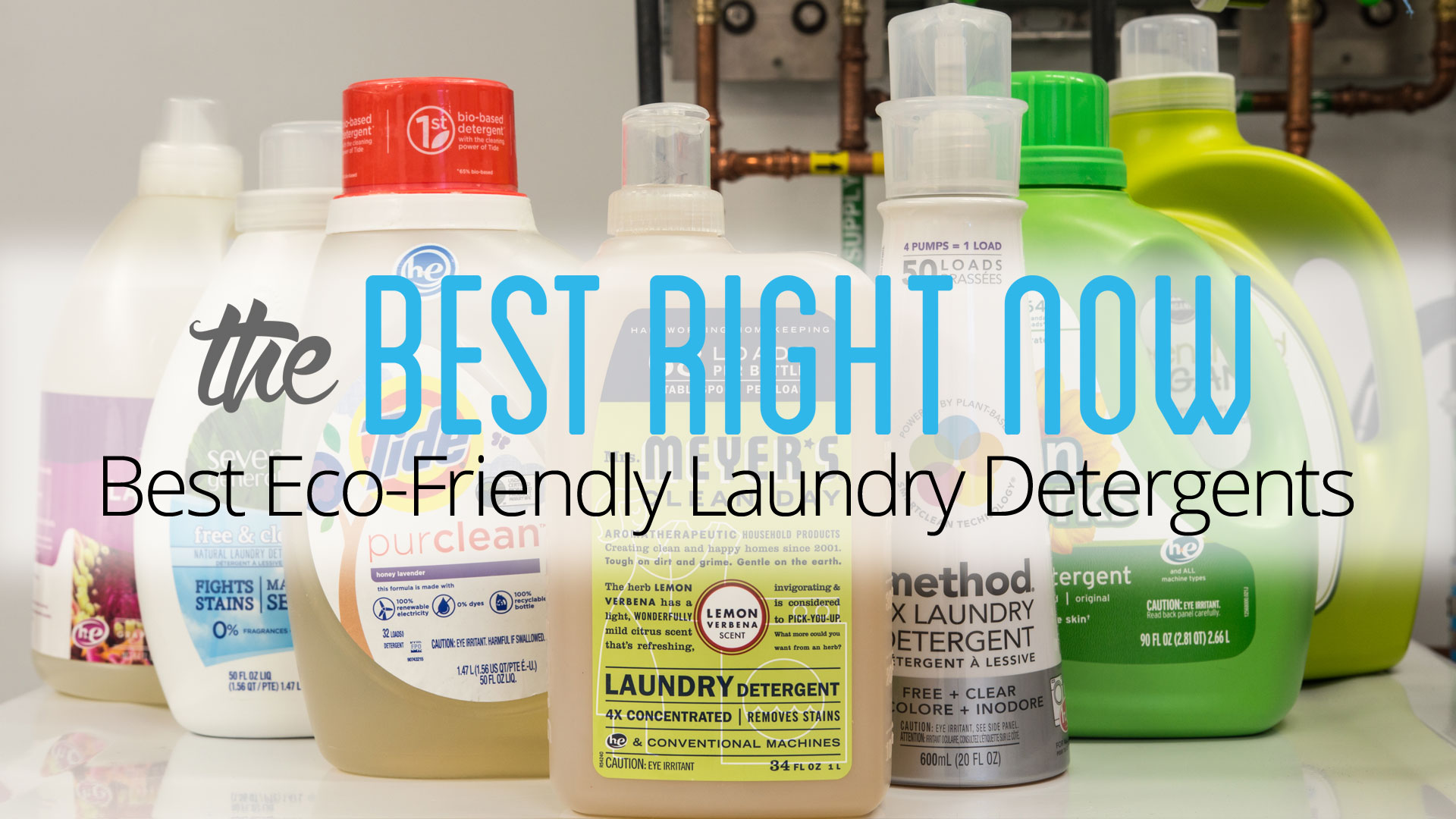 Video The Best Right Now Best Eco Friendly Laundry