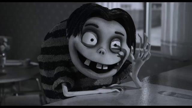 First Look Sparky Is Back In New Frankenweenie Short