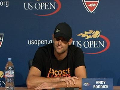 Roddick: US Open 'my last tournament'