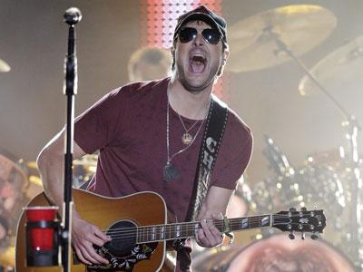 Eric Church is this year's top CMA nominee