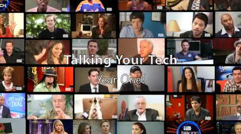 Talking Your Tech | Year One!
