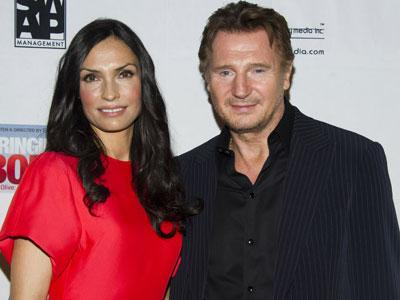 Famke Janssen talks 'Taken 2,' 'Bobby'