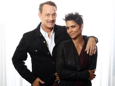 Hanks and Berry talk voting