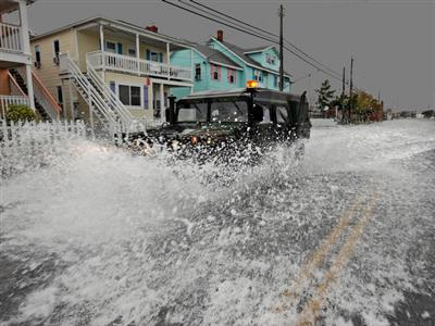 How superstorm Sandy could effect the election