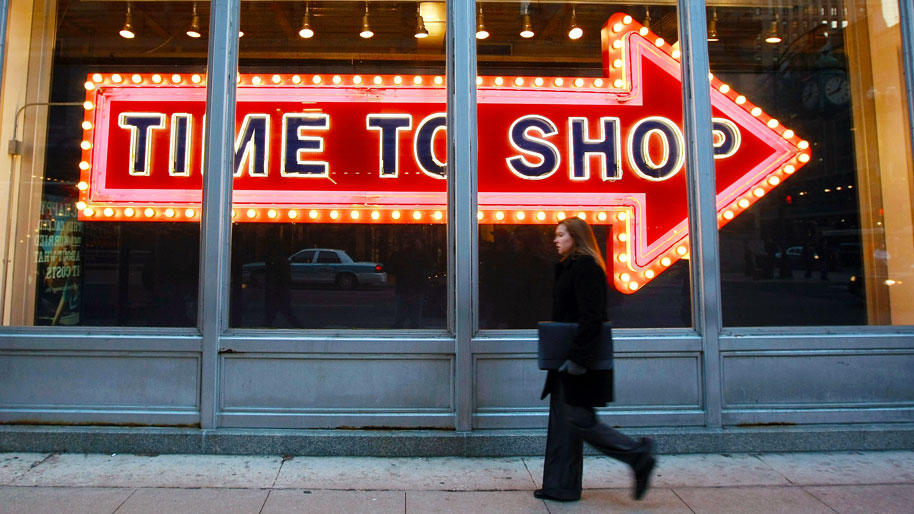 Confident Consumer: The psychology behind shopping early.