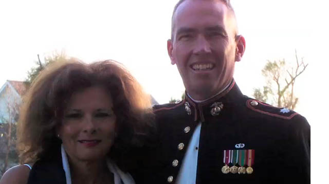 Military widow remarriage