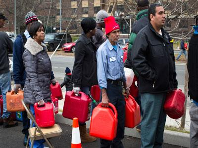 N.Y. governor: Utility companies failed in Sandy