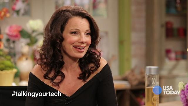 Talking Your Tech | Fran Drescher
