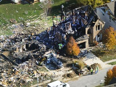 Prosecutor: No arrests made in deadly Indy blast