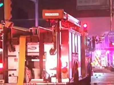 Natural gas blamed in Mass. building explosion