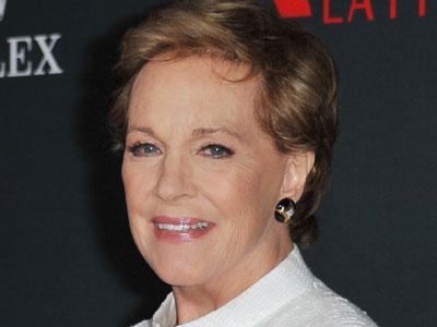 Julie Andrews has new voice in books, directing