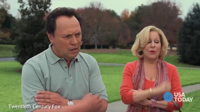 Five questions for Bette Midler and Billy Crystal