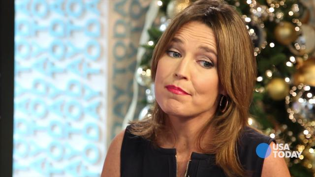Savannah Guthrie | When the iPhone went off on the Today Show | Talking Your Tech