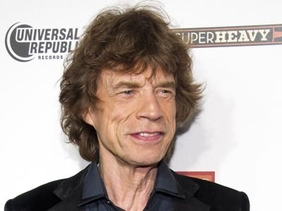 The Rolling Stones team up with Lady Gaga