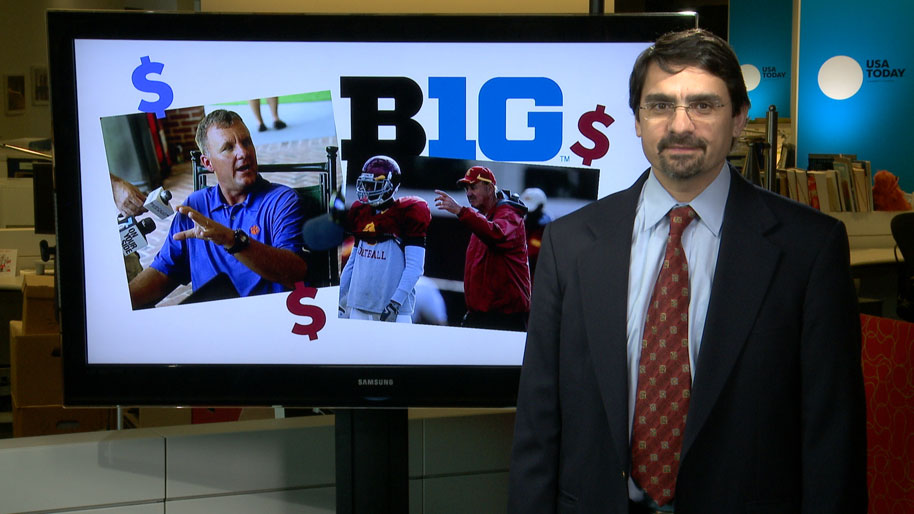 USA NOW Sports: College football coaches continue to see salary explosion