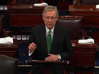 McConnell: 2 sides close on 'fiscal cliff' deal