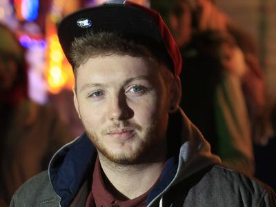 Nothing's 'Impossible' for James Arthur
