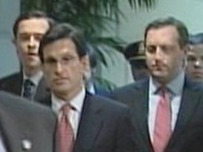 Raw: Cantor opposes Senate 'fiscal cliff' bill