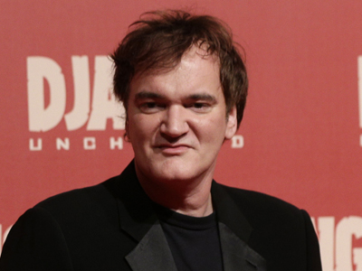 Tarantino is unchained in Italy