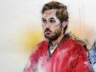 Accused theater shooter showed 'no emotion'