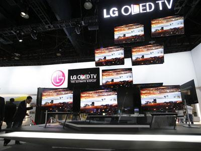 Smarter and Bigger is TV theme at CES 2013