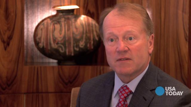 Cisco CEO talks changing role of company's future