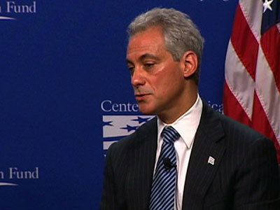 Chicago Mayor: Limit criminal access to guns