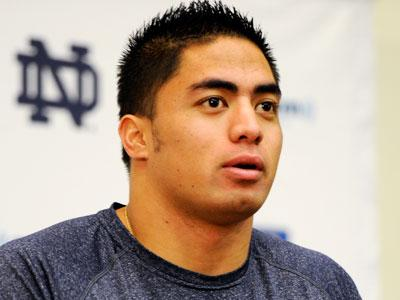 Story of Te'o girlfriend death apparently a hoax