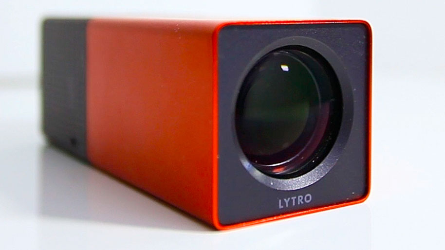 Shifting perspectives with Lytro
